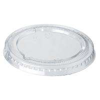 Coperchio trasparente PET  Ø65mm  H5mm