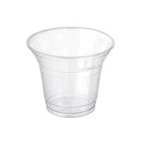 Bicchiere PLA Nature plastic 300ml Ø96mm  H75mm
