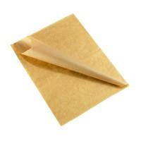 Carta per alimenti scura antiunto  250x320mm